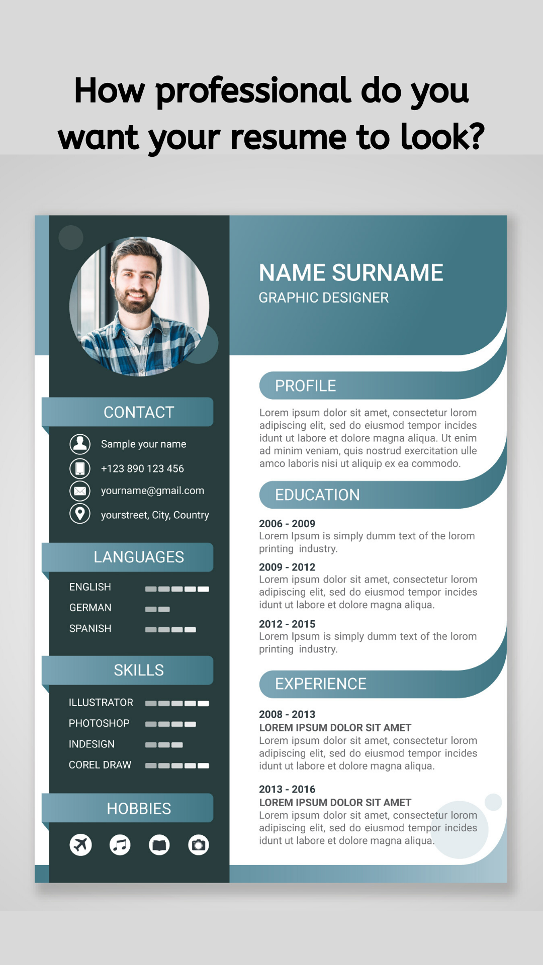 impactful-resume